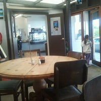 Photo taken at The Art Stop Cafe by gemma w. on 6/21/2013