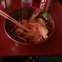 Photo taken at KING NOODLE by Matthew S. on 9/6/2013