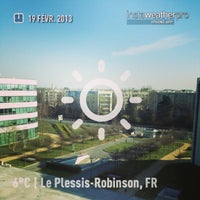 Photo taken at Renault - Le Plessis Robinson by Jeff R. on 2/19/2013