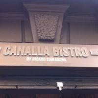 Foto tomada en Canalla Bistro por Vicente S. el 10/24/2012