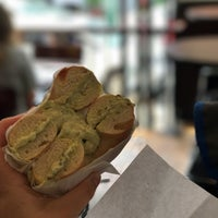 Photo taken at Knead Bagels by Margaret S. on 5/31/2017