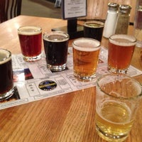 Photo taken at Stateline Brewery & Restaurant by Kira L. on 11/8/2013