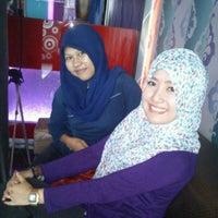 "Photo taken at FAMILY BOX (Family Karaoke Places) by Dewi ""deddeu"" S. on 11/23/2013"
