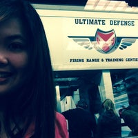 Photo taken at Ultimate Defense Firing Range & Training Center by Endz D. on 1/11/2014