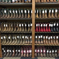 Photo taken at Cavenders Boot City by Austin P. on 8/22/2015