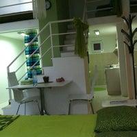 Photo taken at Sweet Hostel Nis by Jeff ✈. on 9/10/2013