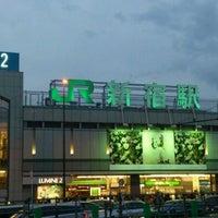 Photo taken at Shinjuku Station by ニシユ ヤ. on 4/30/2012