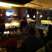 Photo taken at 三重奏 Trio by Yawen H. on 3/19/2012