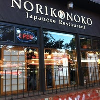 Photo taken at Norikonoko Japanese Restaurant by Christy on 7/29/2012