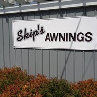Photo taken at Skip's Awnings by Corinna L. on 5/7/2012