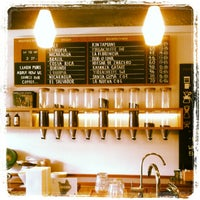 Photo taken at Customs Brew Bar by Shelley G. on 5/19/2012