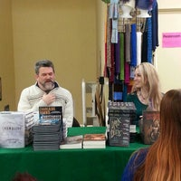 Photo taken at Pandemonium Books & Games by Bracken M. on 2/25/2014