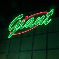 Photo taken at Giant Hypermarket by ♥AllThatGlitters♥ on 10/22/2012