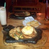 Photo taken at Kampoeng Steak by dhimaz d. on 2/24/2013
