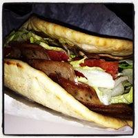 Photo taken at Dog-N-Burger Grille by Joe D. on 1/15/2013
