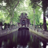 Photo taken at Luxembourg Garden by Henning Ú. on 7/4/2013