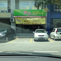 Photo taken at SK Seafood Noodle by TAN K. on 8/18/2013
