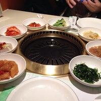 Photo taken at Sam Mok Korean Restaurant  三木韓國料理 by Maryie L. on 5/3/2014
