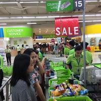 Photo taken at SM Hypermarket by Sammy P. on 5/19/2018
