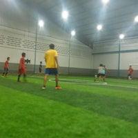 Photo taken at IFI Futsal Center by Rifqi Arridho A. on 2/6/2014