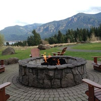 Photo taken at Skamania Lodge by Ellen S. on 3/16/2013
