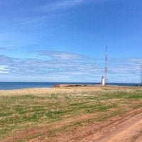 Photo taken at North Cape by Dustin G. on 5/18/2014