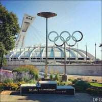 Photo taken at Olympic Stadium by Dustin G. on 7/16/2013