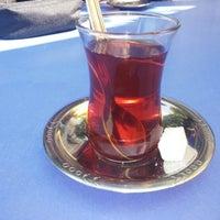 Photo taken at lecafe de batuhan (ismet'in yeri) by Okan Ö. on 8/6/2014