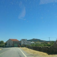 Photo taken at Figueira de Castelo Rodrigo by Di C. on 8/9/2013