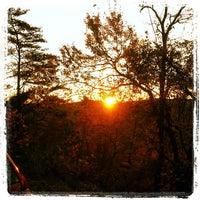 Photo taken at Fort Mountain State Park by Derek P. on 11/9/2013