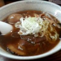 Photo taken at 麺屋竹馬 by Masatsugu Y. on 9/15/2013