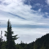 Photo taken at Mount Ellinor by Carllee C. on 7/1/2016