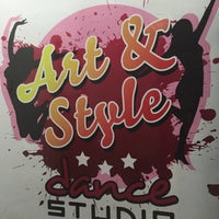 Photo taken at Artz & Style Dance Studio by Dayani M. on 2/24/2016