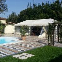 Photo taken at Villa Corte Degli dei by הילה אופיר מ. on 4/4/2016