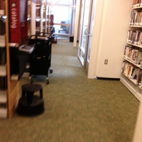 Photo taken at KCLS Covington Library by Andy G. on 2/22/2013