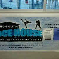 Photo taken at Mid-South Ice House by Conni S. on 11/17/2012