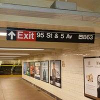 Photo taken at MTA Subway - Bay Ridge/95th St (R) by Mary ...