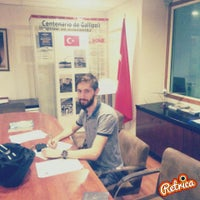 Photo taken at Embajada de Turquia by Bahadir K. on 8/3/2015