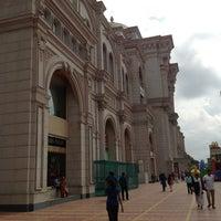 Photo taken at Gopalan Signature Mall by Shantanu M. on 9/9/2013
