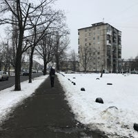 Photo taken at Вулиця Тампере by Sergii N. on 2/1/2017