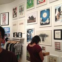 7/20/2013 tarihinde Jeff R.ziyaretçi tarafından Galerie F'de çekilen fotoğraf