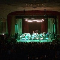 Photo taken at Portage Theater by Janelly M. on 9/16/2016