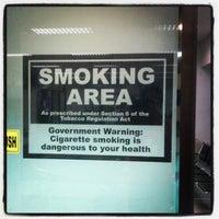 Photo taken at Al Fresco Smoking Lounge by bonggaba.com /. on 10/22/2012