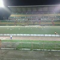 Photo taken at Estadio Alfonso López by Luz M. on 3/21/2013