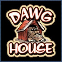 Photo taken at Dawg House by Jenny W. on 10/23/2013