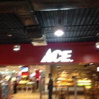 Photo taken at ACE Hardware by Erna A. on 10/20/2012