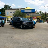 Photo taken at RSVP HAND CAR WASH & DETAIL CENTER by AJ P. on 7/4/2014