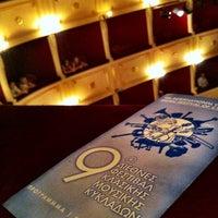 Foto scattata a Apollon Theater da Πέτρος Μ. il 8/17/2013