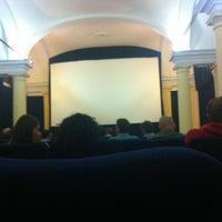 Photo taken at Cinema Nuovo Pendola by Paolo Z. on 10/13/2012