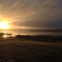 Photo taken at Lake Kerr by Tammy M. on 9/30/2013